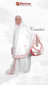Mukena Teratai
